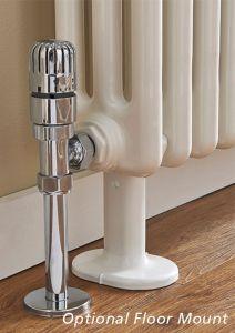 Lux Heat Oxford 4 Column Floor Mount Kit