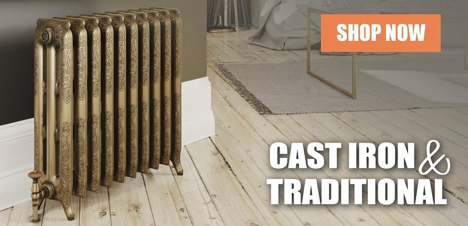 Cast Iron and Traditional Radiators