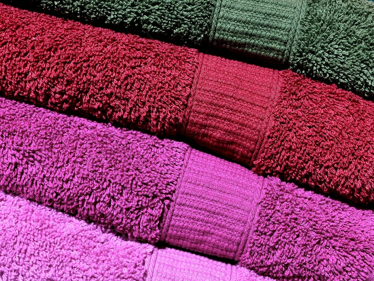 What are dry electric towel radiators?
