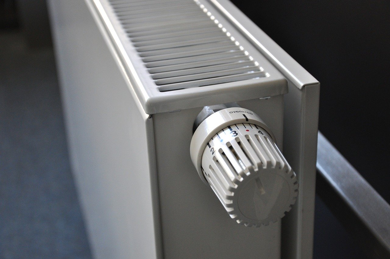 Why is only half my radiator getting warm?