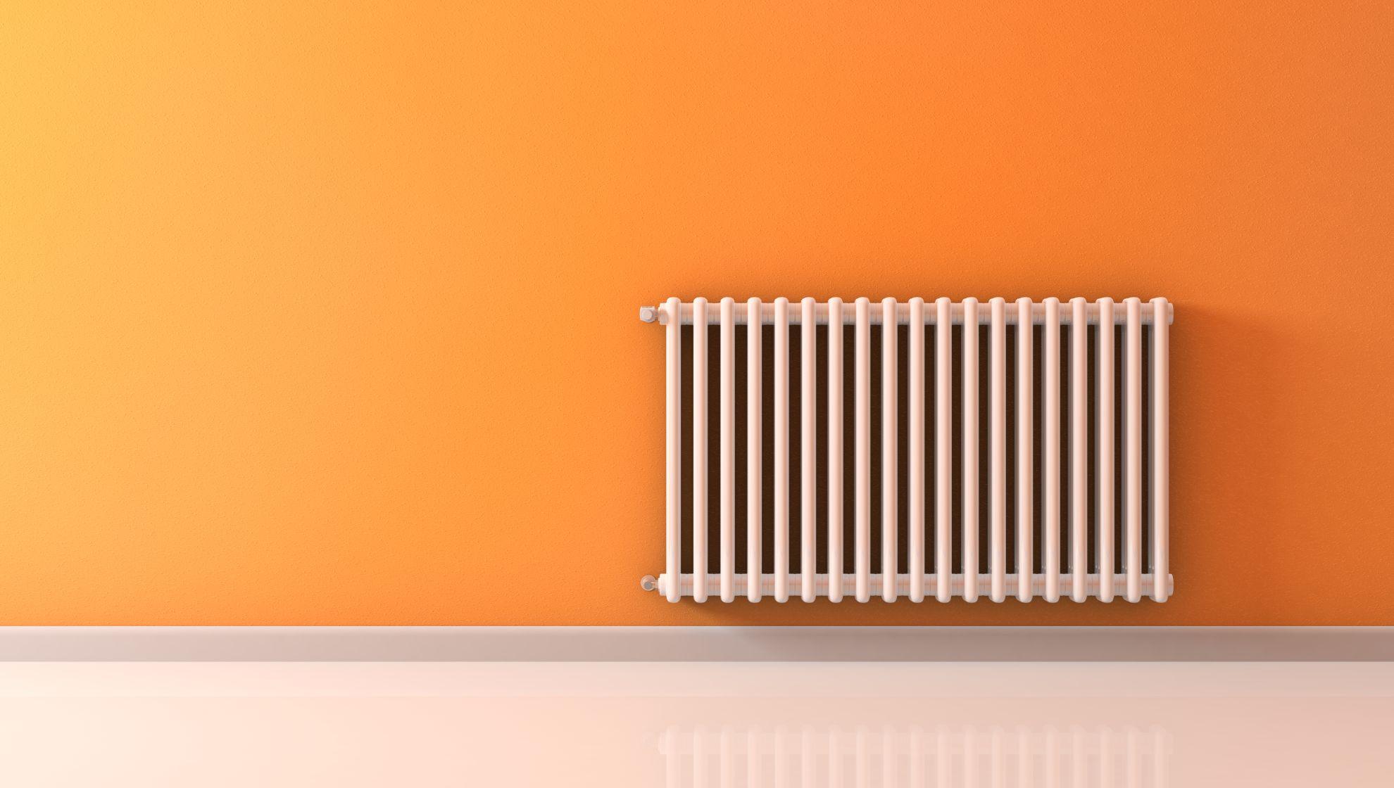 How to change a radiator